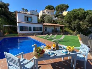 Villa Inge - Apartment in Platja d'Aro